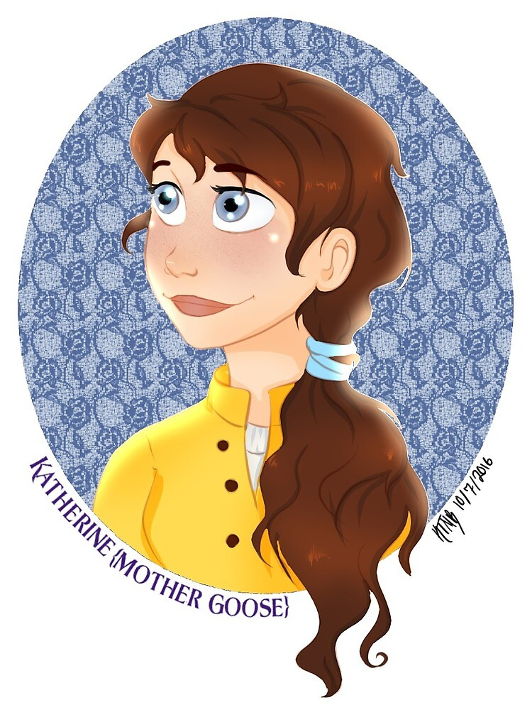 Katherine is Mother Goose by KTMB