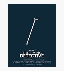 The Lying Detective Photographic Print