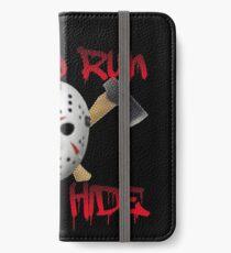 Halloween Inspired Design iPhone Wallet/Case/Skin