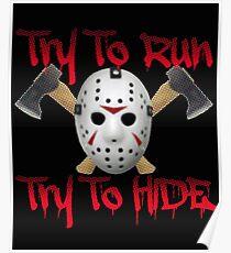 Halloween Inspired Design Poster