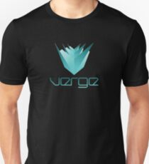 Verge Currency T-Shirt - XVG Cryptocurrency Shirt Unisex T-Shirt