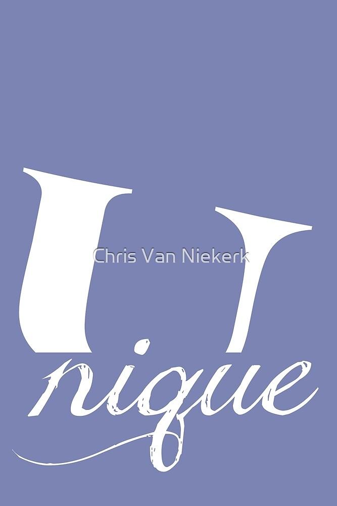 Unique 3 by Chris Van Niekerk