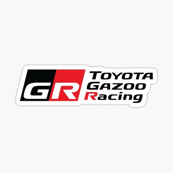 Gazoo Racing Pegatina