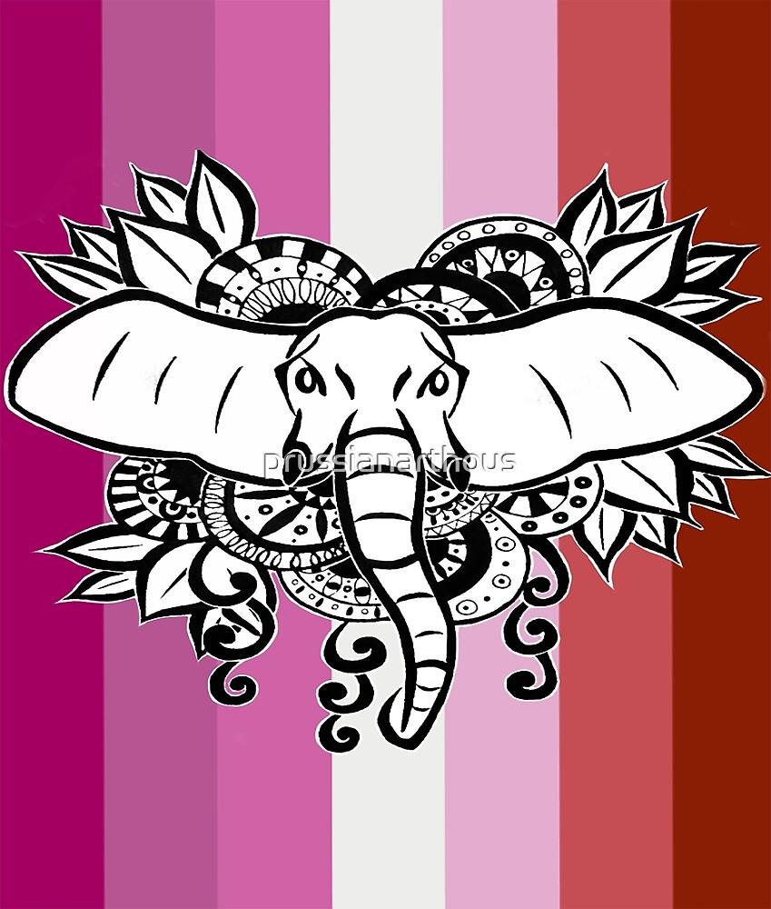 Ganesh- L by prussianarthous