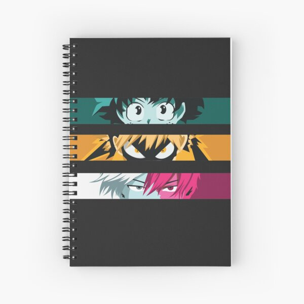 Plus Ultra Spiral Notebook