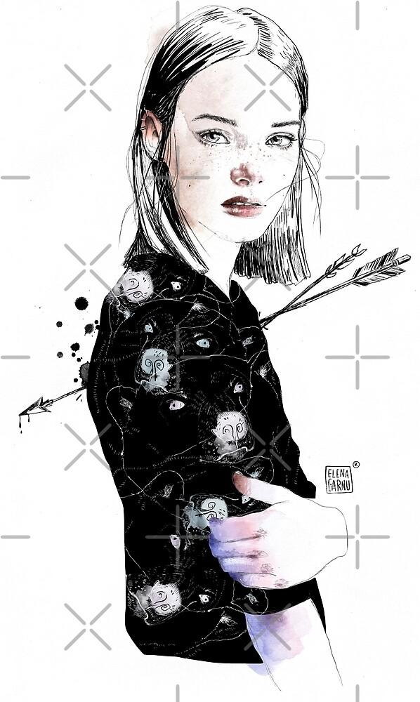 FREYA by Elena Garnu
