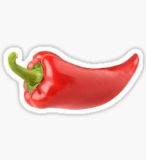 Red bell pepper Sticker