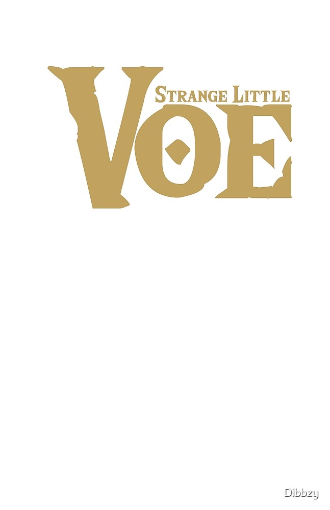 Zelda: Strange Little Voe by Dibbzy