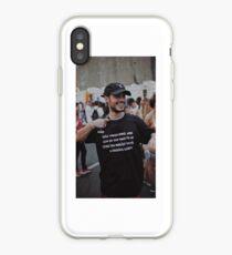 Russ Xans iPhone Case