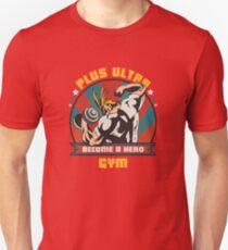 Plus Ultra Gym Unisex T-Shirt