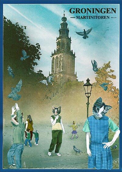 A postcard to Japan by yorobi