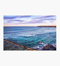 Bar Beach NSW Australia Photographic Print