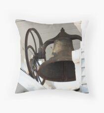 Church Bell Throw Pillow