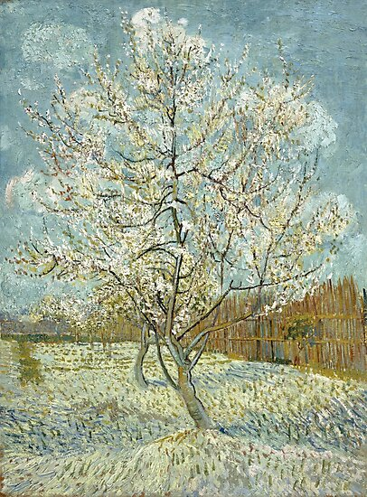 Vincent Van Gogh, The Pink Peach Tree, 1888 by fineearth