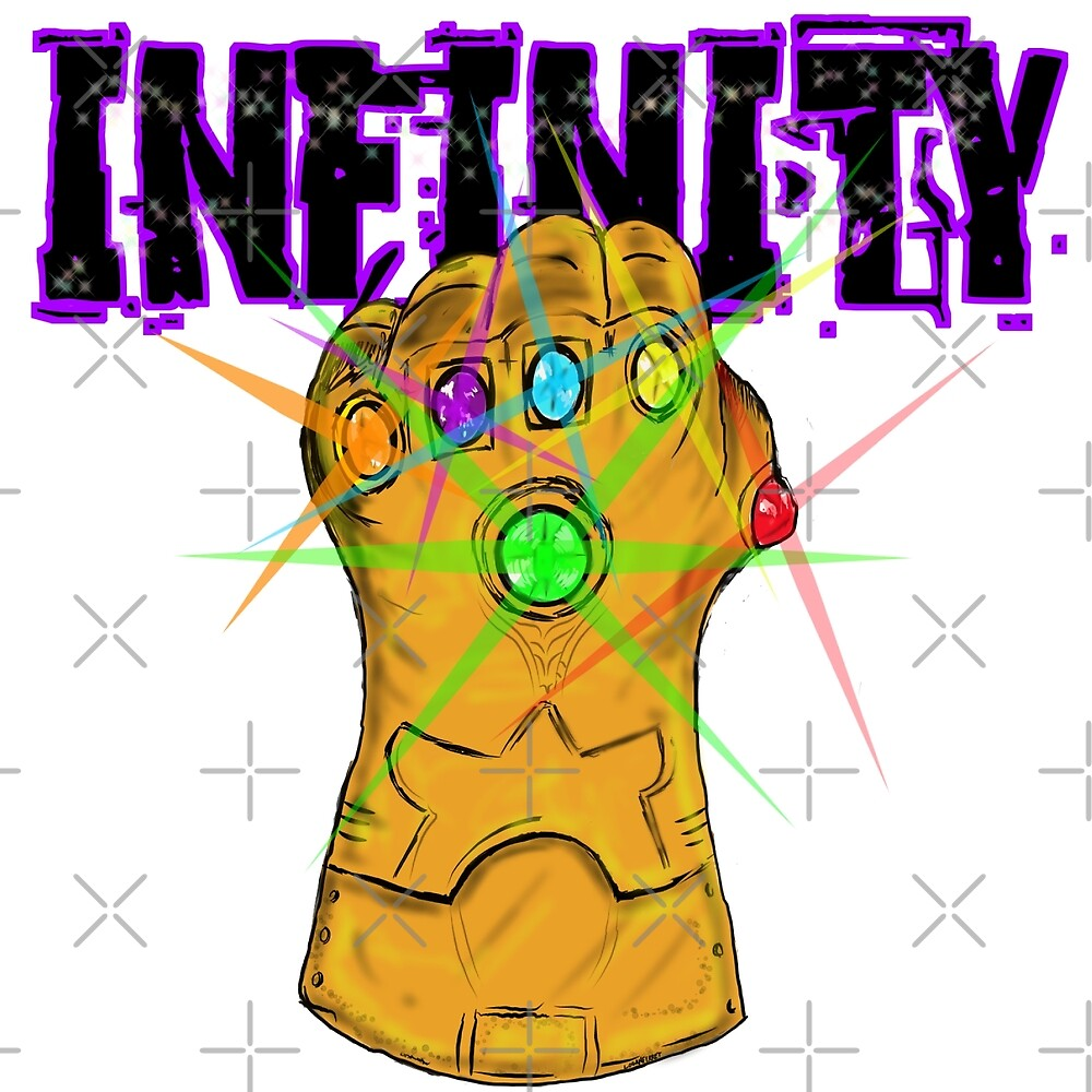 Infinity Gauntlet  by loganferret