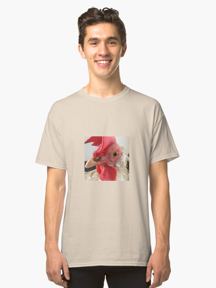 YOU LIKE SOME CHICKEN? Classic T-Shirt Front