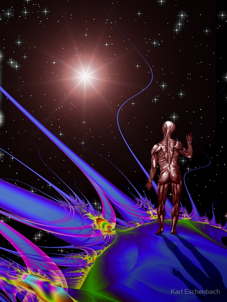 Space Time 088 by Karl Eschenbach