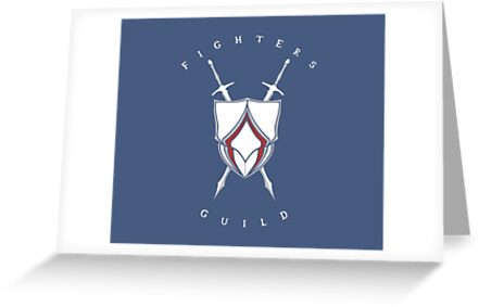 Fighters Guild by ResistantDesign
