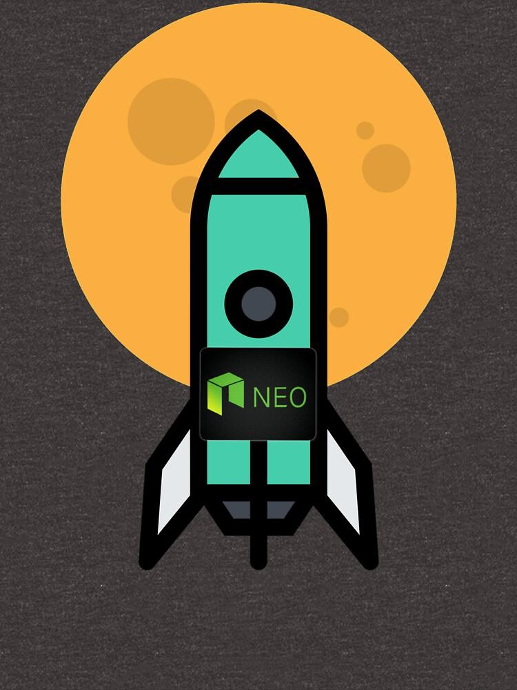 Crypto Shirt - NEO Cryptocurrency Shirt - Blockchain T-Shirt by NativOrganics