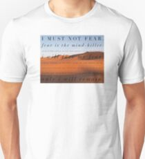 I must not fear T-Shirt