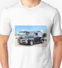 1954 Chevrolet 3100 Pickup I Unisex T-Shirt