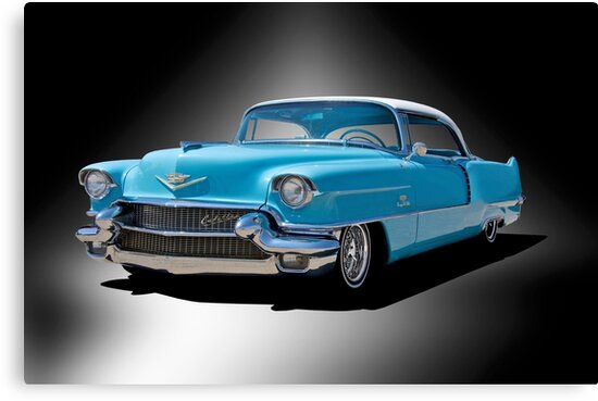 1956 Cadillac Coupe de Ville 'Studio' I by DaveKoontz