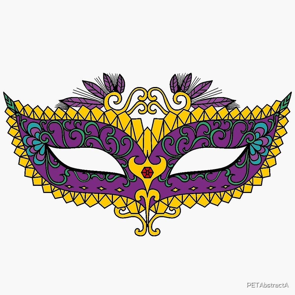Carnival Masque  by PETAbstractA