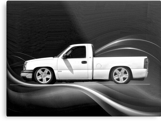Chevrolet Fleetside SS Pickup  by DaveKoontz