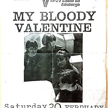 MBV - Gig Flyer by dirtyheads