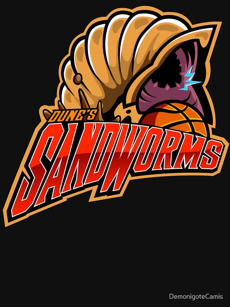Sandworms Team by DemonigoteCamis