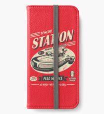 Tosche Station iPhone Wallet/Case/Skin