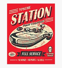 Tosche Station Photographic Print