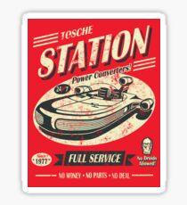 Tosche Station Sticker