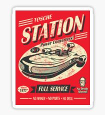 Tosche Station Sticker