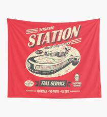 Tosche Station Wall Tapestry