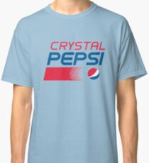 Crystal Pepsi Classic T-Shirt