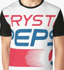 Crystal Pepsi Graphic T-Shirt
