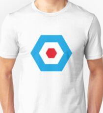 Retro Futuristic Mod logo Unisex T-Shirt