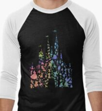 Happiest Castle On Earth (Rainbow Explosion) T-Shirt