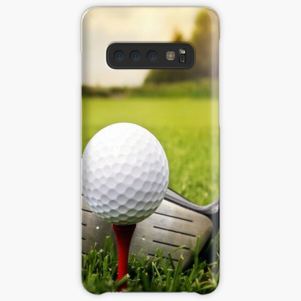 Golf Club and Ball Golfing Design Samsung Galaxy Snap Case
