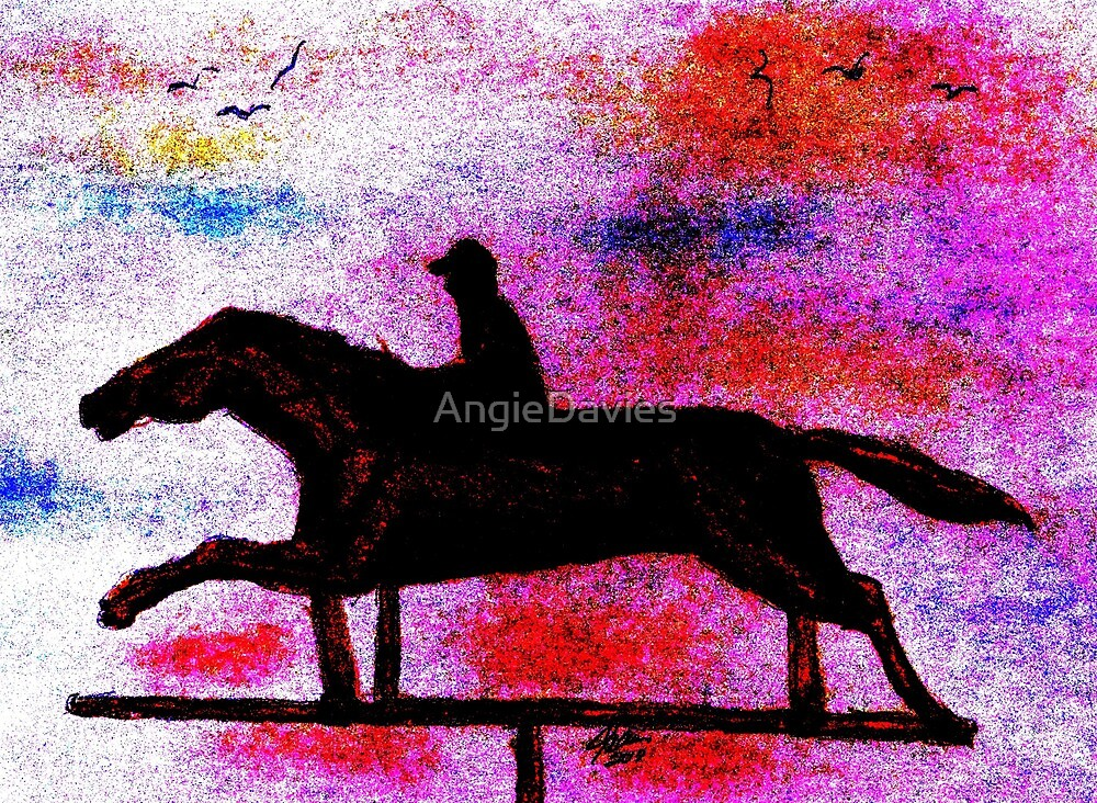 RACE THE WIND by AngieDavies