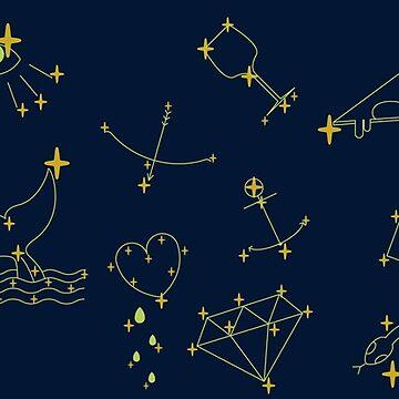 ASK TO THE STARS by bembureda