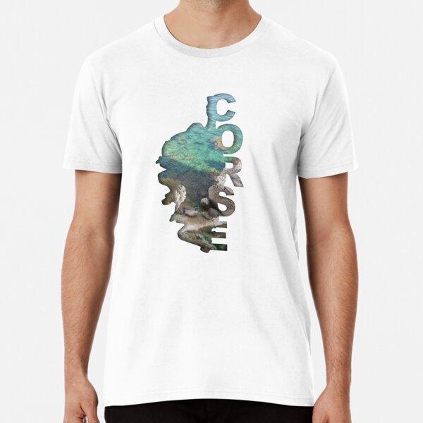 Corse T-shirt premium