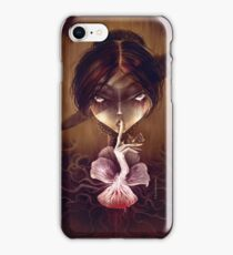 Mary Jane Kelly - © Art by Élian Black'Mor iPhone Case/Skin