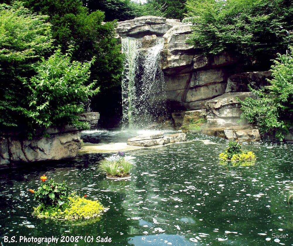 Waterfall by Sade