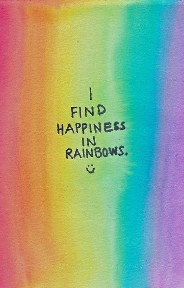 Rainbows by Rlittle