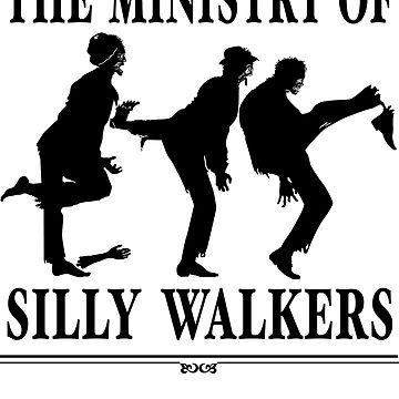 The Ministry of Silly Walkers by khamarupa