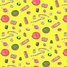 Old Fashioned Boiled Sweets by Chrissy Curtin by Chrissy Curtin