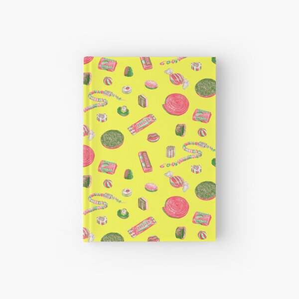 Old Fashioned Boiled Sweets by Chrissy Curtin Hardcover Journal