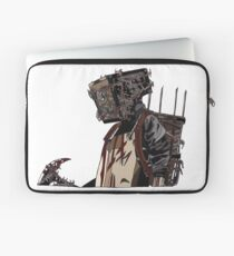 The Keeper - The Evil Within Laptop Sleeve